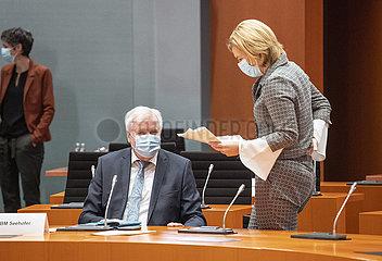 Seehofer+ Kloeckner