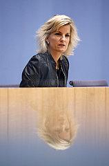 Bundespressekonferenz zum Thema: Jahresbericht der Drogenbeauftragten