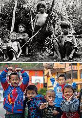 (POVERTY RELIEF ALBUM) CHINA-YUNNAN-DULONG ethnische Gruppe-DEVELOPMENT-changes (CN)