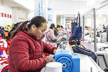 # CHINA-GUIZHOU-Bijie-POVERTY-BEKÄMPFUNG WORKSHOPS (CN)