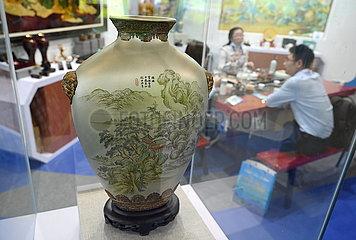 CHINA-FUJIAN-FUZHOU-MARITIME SILK ROAD-Tourismus Festival (CN)