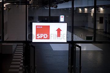Parteitag SPD Berlin