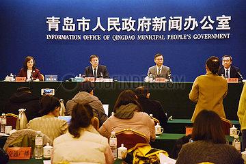 CHINA-QINGDAO-COVID-19-ASYMPTOMATIC CASES (CN)