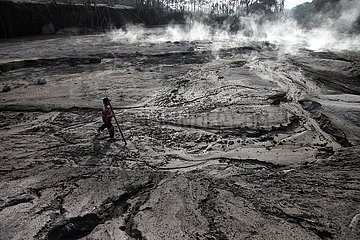 INDONESIA-LUMAJANG-SEMERU VOLCANO-ERUPTION