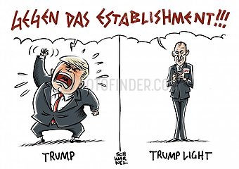 Gegen das Establishment