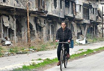 SYRIEN-DAMASKUS-Jarmuk-RETURN