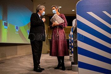 Europäische Kommission - DATA Gouvernance ACT