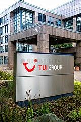 Konzernzentrale der TUI AG