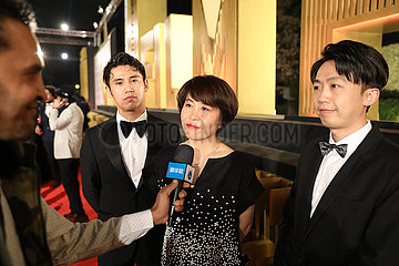 EGYPT-CAIRO-INT'L FILM FESTIVAL-CHINESE FILM