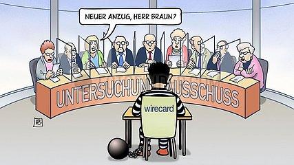 Braun vor U-Ausschuss