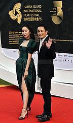 CHINA-SANYA-HAINAN INTERNATIONAL FILM FESTIVAL-OPENING (CN)