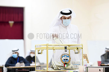 KUWAIT-PARLIAMENTARY ELECTIONS