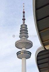 Heinrich-Hertz-Turm  Hamburg