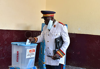 CAMEROON-YAOUNDE-REGIONAL ELECTION