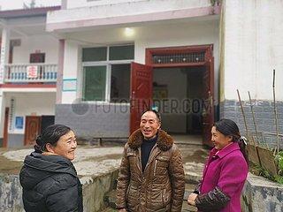 (POVERTY RELIEF ALBUM) CHINA-SICHUAN-TONGJIANG-FARMER-ENTREPRENEURSHIP (CN)