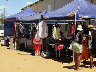 NAMIBIA-WINDHOEK-MARKET