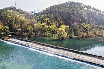 CHINA-Bewässerungsprojekte-WELTERBE (CN)
