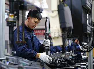 # CHINA-HEBEI-CANGZHOU-Automobilindustrie (CN)