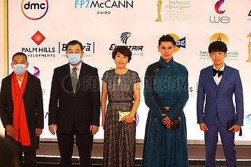 ÄGYPTEN-KAIRO-INT'L FILM FESTIVAL-CHINESE FILM