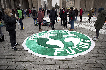 Fridays for Future  Paris Agreement 5th Anniversary