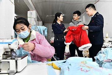 CHINA-SHANDONG-ländliche Entwicklung Nehmerschaft (CN)