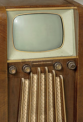 Fernseher Opta Spezial Rheingold  1954