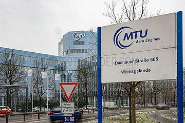 MTU Zentrale