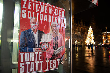 München: Noch schnell shoppen bevor der Lockdown kommt