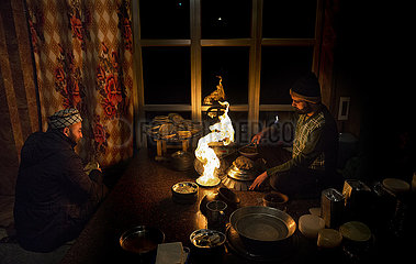 KASHMIR-TRADITIONAL WINTER DISH-DAILY LIFE