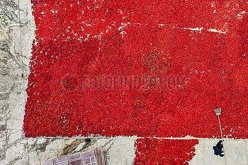 CHINA-VIEW-DRONE PHOTO (CN)