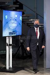 Armin Laschet  CDU Candidacy For CDU Leadership