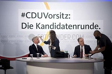 CDU Candidacy For CDU Leadership