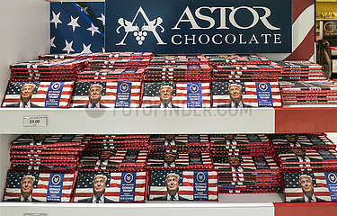 Trump-Schokolade