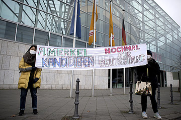 Merkel Kandidatur 2021