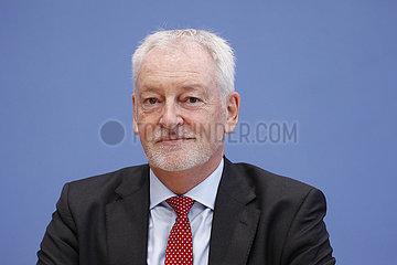 Bundespressekonferenz zum Thema: Brexit und Corona: Existenzbedrohende Doppelbelastung fuer deutsche Unternehmen
