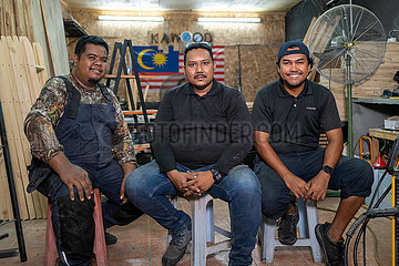 MALAYSIA-KUALA LUMPUR-KAWOOD