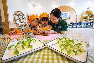 CHINA-HEBEI-Dongzhi-CHILDREN-DUMPLINGS (CN) CHINA-HEBEI-Dongzhi-CHILDREN-DUMPLINGS (CN) CHINA-HEBEI-Dongzhi-CHILDREN-DUMPLINGS (CN)