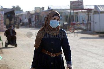 JORDAN-Zaataris-CAMP-SYRIEN-FLÜCHTLINGS