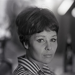Berlin  DDR  Marita Boehme  Schauspielerin