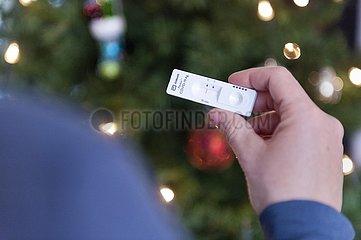 Schnelltest unterm Weihnachtsbaum