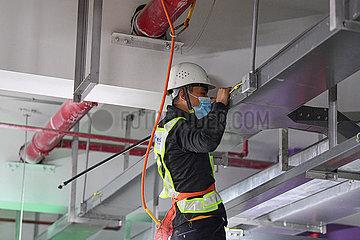CHINA-HAINAN-HAIKOU MEILAN Int'l Airport-5G NETWORK-CONSTRUCTION (CN) CHINA-HAINAN-HAIKOU MEILAN Int'l Airport-5G NETWORK-CONSTRUCTION (CN) CHINA-HAINAN-HAIKOU MEILAN Int'l Airport-5G NETWORK- CONSTRUCTION (CN) CHINA-HAINAN-HAIKOU MEILAN Int'l Airport-5G NETWORK-CONSTRUCTION (CN)