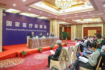 CHINA-PEKING NATIONAL MEDICAL versicherungs ADD-drugs (CN)