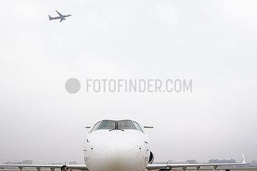 CHINA-Shanghai-Regionalflugzeug-ARJ21 (CN)