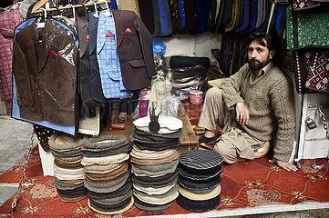 PAKISTAN-PESHAWAR-WINTER-CAPS