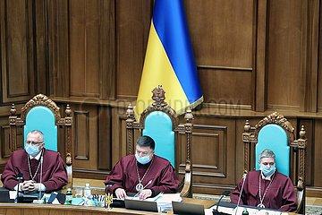 Oleksandr Tupyzky  Präsident des Verfassungsgerichts der Ukraine | Oleksandr Tupyzky  President of the Constitutional Court of Ukraine