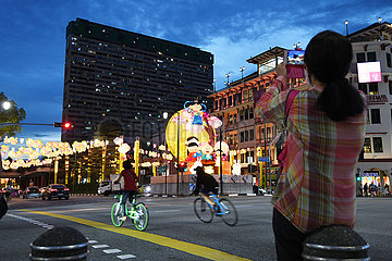 (CitySketch)SINGAPORE-VIEW