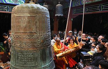 CHINA-HAINAN-SANYA-NEW YEAR-FESTE (CN) CHINA-HAINAN-SANYA-NEW YEAR-FESTE (CN)
