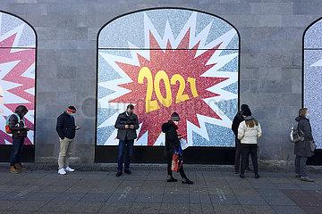 2021 - Corona Lockdown