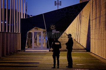 PORTUGAL-LISSABON-RATSPRÄSIDENTSCHAFT-EU-Rat