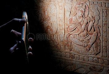 CHINA-HENAN-ANYANG-ANCIENT TOMB-DISCOVERY (CN)
